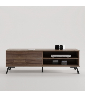 Mueble TV Trendy serie Wave con pata inclinada